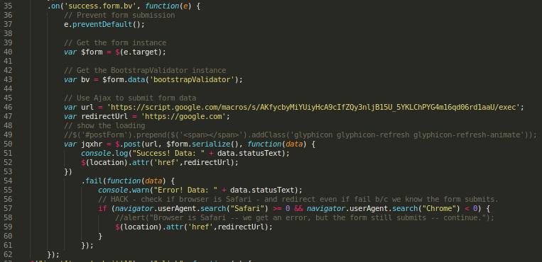kit JS function